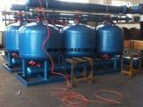浅层砂过滤器厂家/好产品到双合盛/4单元浅层砂过滤器行情