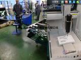 苏州英舟航点胶设备送310ml硅胶点胶机到宝马汽车玻璃厂家