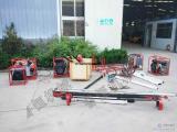 气动高效勘探取芯钻孔机 30米50米整套产品