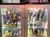 LL-C06 RFID智能售货机,扫码开门常温柜