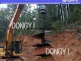 挖掘机螺旋钻机与旋挖钻机的区别