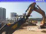 挖掘机专用液压剪刀