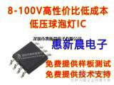 H5028B惠新晨电子低成本AC36V低压球泡灯IC