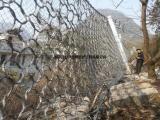 环形被动防护网 拦截石头 边坡防护网施工报价