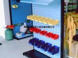 江西机械车间专用螺丝螺帽整理架,赣州工厂用单面工具架