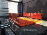 港口码头车辆洗车机 工地洗车池厂家