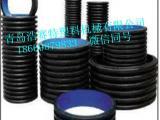 供应浩赛特牌PE/PVC波纹管生产线单壁波纹管生产线