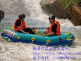 轻舟橡皮艇公司供应专业三人漂流艇,景区3人漂流船