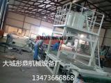 岩棉砂浆复合板设备和水泥砂浆岩棉复合板设备应用