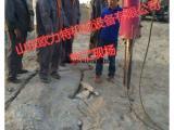 山西汾阳坚硬岩石开采大型矿山分裂机欧力特厂家型号齐全