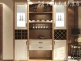 沈阳酒柜定制 定做实木酒柜展示柜 沈阳古迪美克定制酒柜