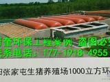 养殖场建设800立方沼气池