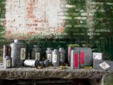 广州义统包装 马口铁润物9264方形茶叶包装罐厂家批发订制