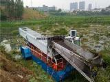 自动水葫芦收割设备 水库河道水草清理机械 水上除草运输船