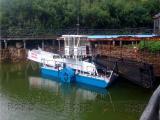 水草割草船 河道杂草清理保洁设备 自动化水葫芦收割机械
