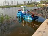 割草船多少钱一台 环保水上清漂设备 水面漂浮垃圾打捞机械