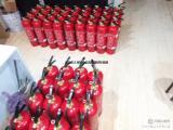 武汉市灭火器换药、加压,专业消防修配