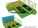 儿童淘气堡蹦床儿童 蹦床公园 蹦床设备 室内蹦床