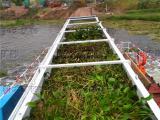 厂家直销全自动水葫芦打捞机械 水葫芦收割船  小型水草收集船