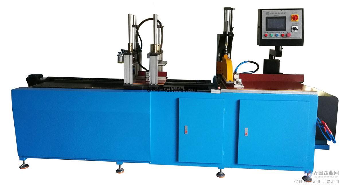 工业铝型材自动切割机 铝材自动化锯床