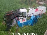 水面水草打捞机械、水草收割船价格、河道保洁船