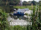 水浮莲清理船、水浮莲打捞船生产厂家