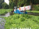 河道水草清理设备、水下水草收割打捞船