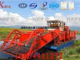内河水草收割机 水草打捞清洁船 小河道割草保洁船
