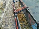 现货割草船 河道水草收割船 破碎打捞水葫芦打捞船
