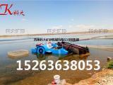 人工湖水草打捞船、水生植物收割船、漂浮物清理机械