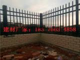 南宁锌钢护栏铁艺围栏_ 广西小区铁艺护栏锌钢围栏