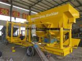 非洲移动淘金车 大型移动式淘金设备 旱地滚筒筛淘金机械