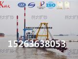 液压绞吸式挖泥抽沙船、河道清淤疏浚机械