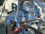 镀锌钢板角码幕墙预埋件工地预埋施工连接件