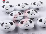 萌宠熊猫防盗扣创新新用法——被子防跑固定器