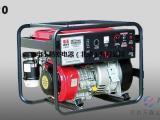 电王品牌发电电焊机 发电焊机 汽油发电电焊一体机HW220
