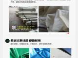 白色帆布专用养殖场大棚遮挡防晒篷布卷帘
