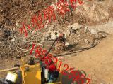 河南濮阳安徽宿州手持混凝土劈裂机免爆破混凝土劈裂机