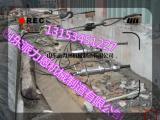 贵州安顺达州液压劈裂机柴油型混凝土劈裂机矿山开采岩石劈裂机
