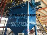 铸造厂2吨中频炉除尘器制作厂家