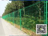 批发山地公园防护网 鸡网围栏图片 双边丝围栏大量现货