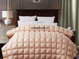 柔赛丝酒店被子95%白鹅绒面包被 加厚保暖面包羽绒被厂家批发