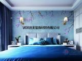 武汉做手绘背景墙,床头/餐厅/卧室/手绘墙/电视背景墙