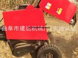 小型打捆机 麦地捡拾打捆拖拉机带动打捆机价格