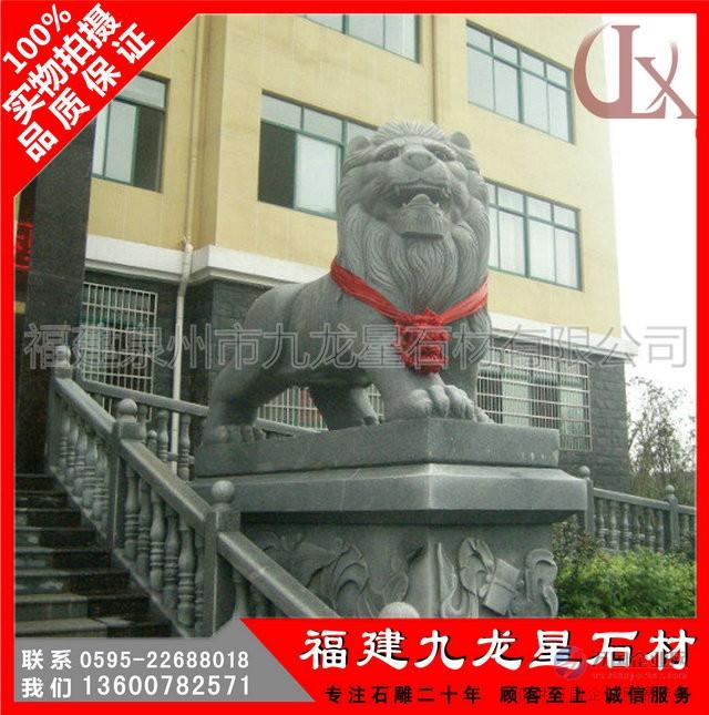 石雕东方狮2