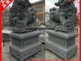 青石石雕南狮 石雕东方狮 福建惠安花岗岩石狮子雕刻