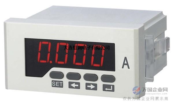 HD-AA数显电流表/单相电流表/交流电流表