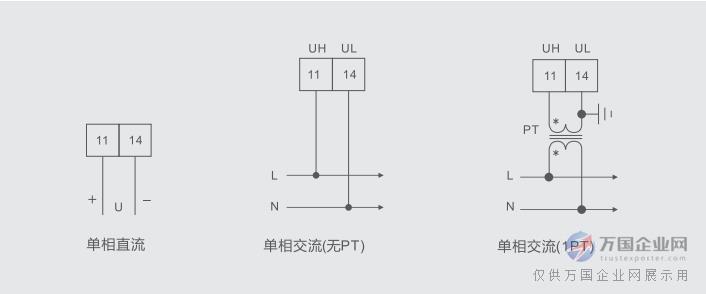 典型信号接线图