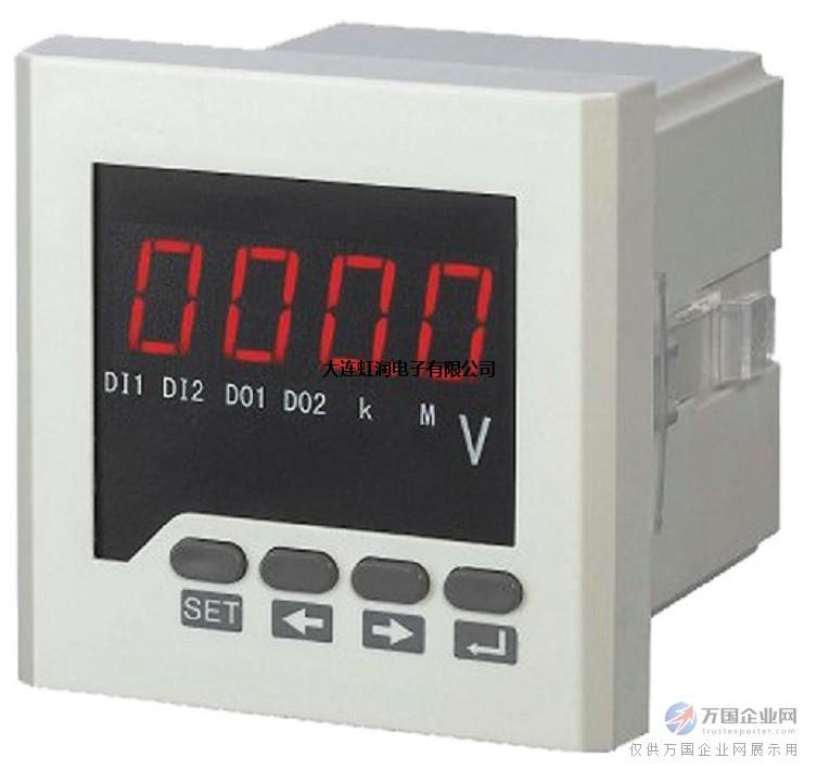 HD-AV数显电压表/单相电压表/交流电压表