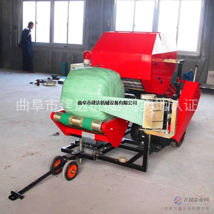 青贮打捆机秸秆 青储打捆机生产厂家